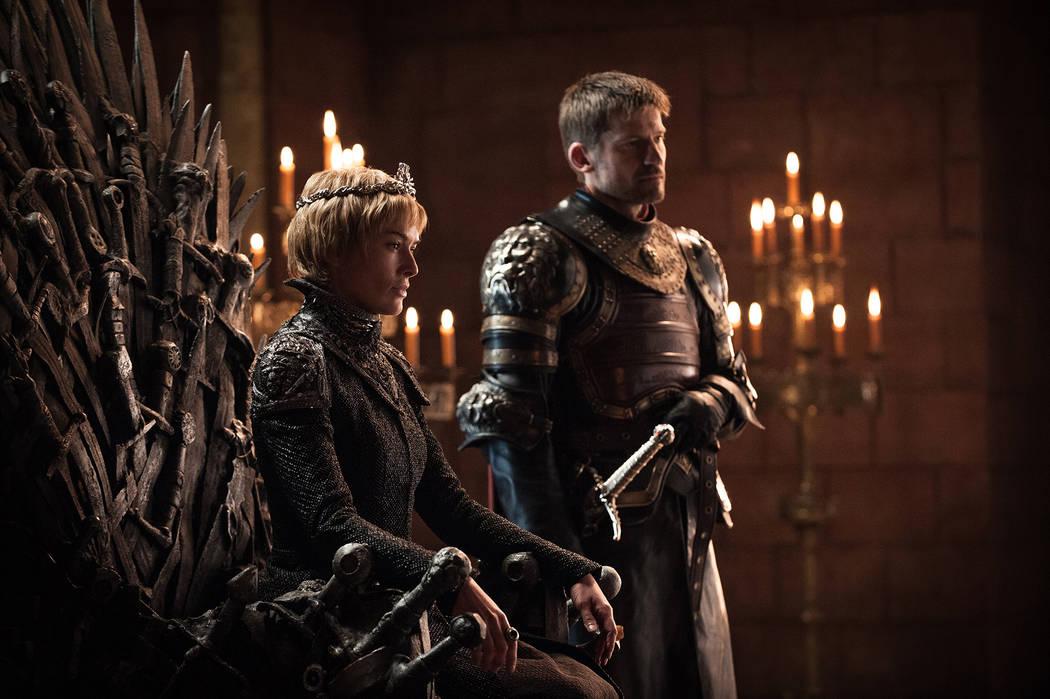Season 7 (2017): Lena Headey, Nikolaj Coster-Waldau. Helen Sloan courtesy of HBO