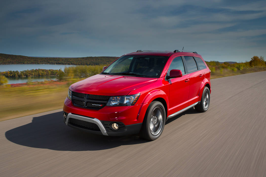 Dodge The 2017 Dodge Journey is a crossover forged for adventure.