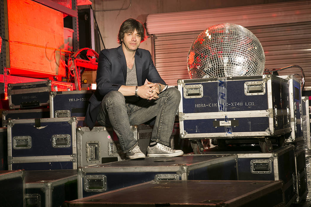 Manager Seth Yudof is promoting the upcoming concerts of CeeLo Greene at Caesars Palace and Richard Marx at Planet Hollywood. (Courtesy)