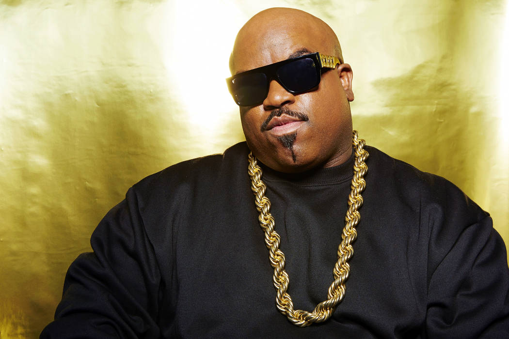In this Oct. 14, 2013 file photo, Musician CeeLo Green poses for a portrait in New York.  Dan Hallman Invision AP