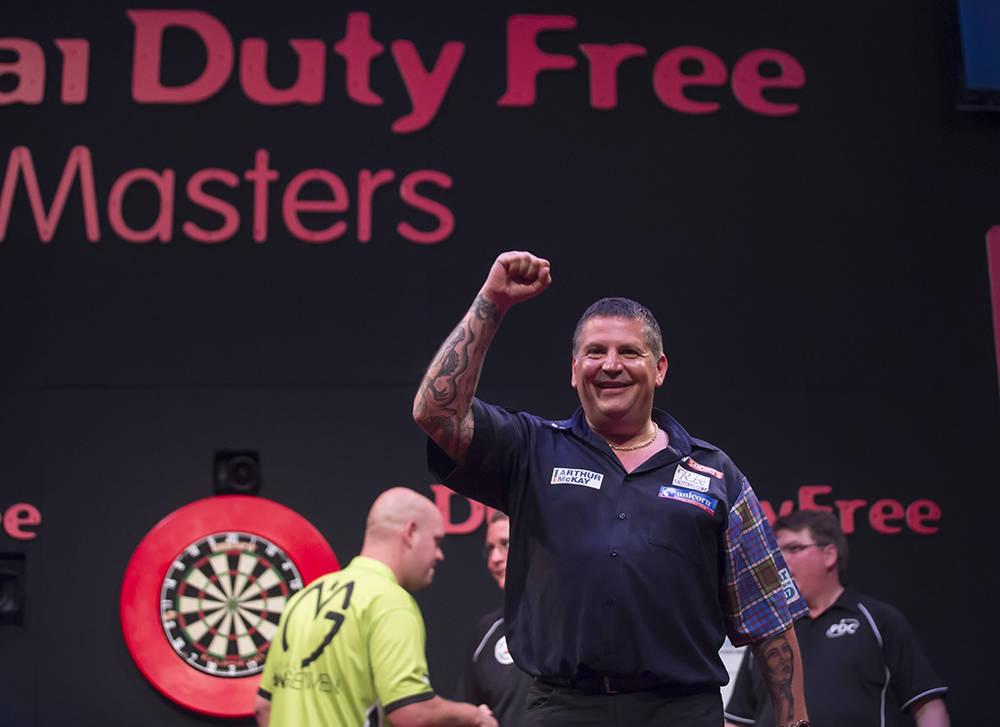 For the first time since 2010, the Professional Darts Corp. is bringing the U.S. Masters at the Tropicana July 13-15. (Courtesy)