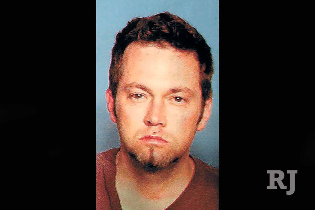 Benjamin Frazier (Las Vegas Metropolitan Police Department)