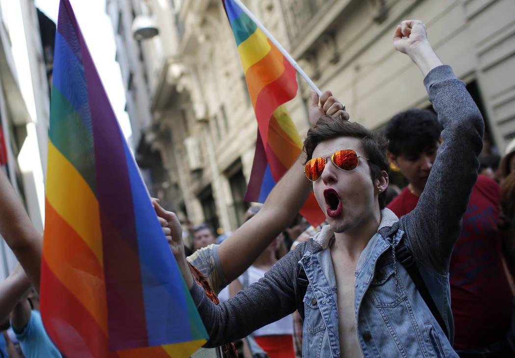 AP Photo/Emrah Gurel, File