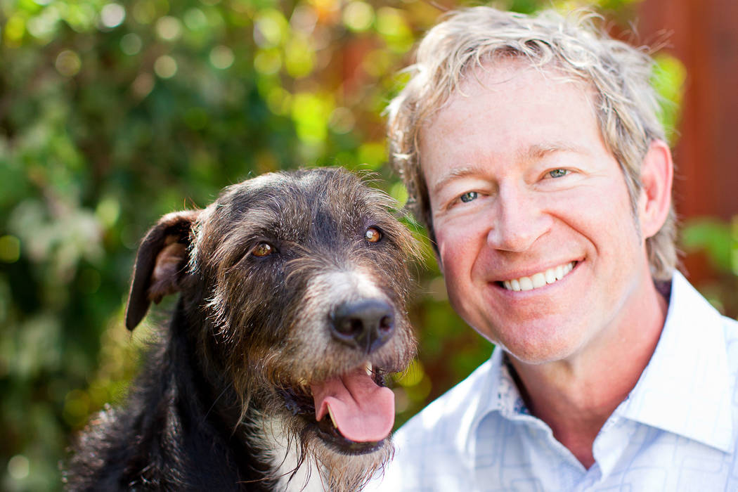 The Rev. William Miller, rector of an Episcopal church in Louisiana, and his dog, Wili, have been on a 16-city road trip that is expected to wrap up Sunday in Las Vegas. Sea Light Studios