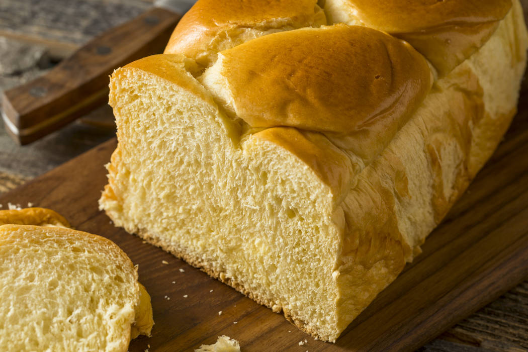 Challah bread. Thinkstock
