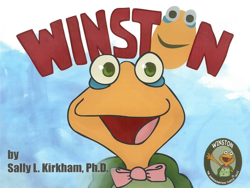 "Courtesy The Mirage headliner Terry Fator is launching a new children's book out about his favorite ventriloquist doll, Winston the Impersonating Turtle. ""Winston,"" is written by Sally L. Ki ..."