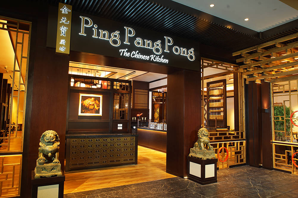 Ping Pang Pong has premiered its redesigned and expanded space at the Gold Coast. (Boyd Gaming)