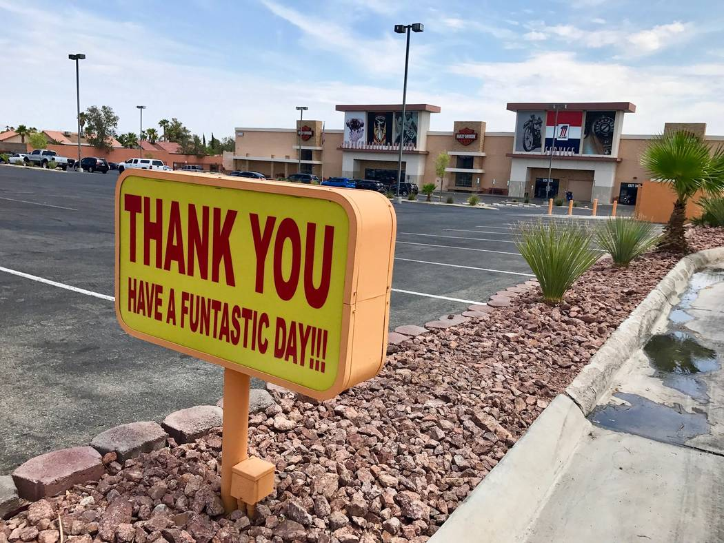 Fun Tacos, which opened in May, is located in the Harley Davidson shopping center at the northeast corner of West Sahara Avenue and South Rainbow Boulevard. (Madelyn Reese/View) @MadelynGReese