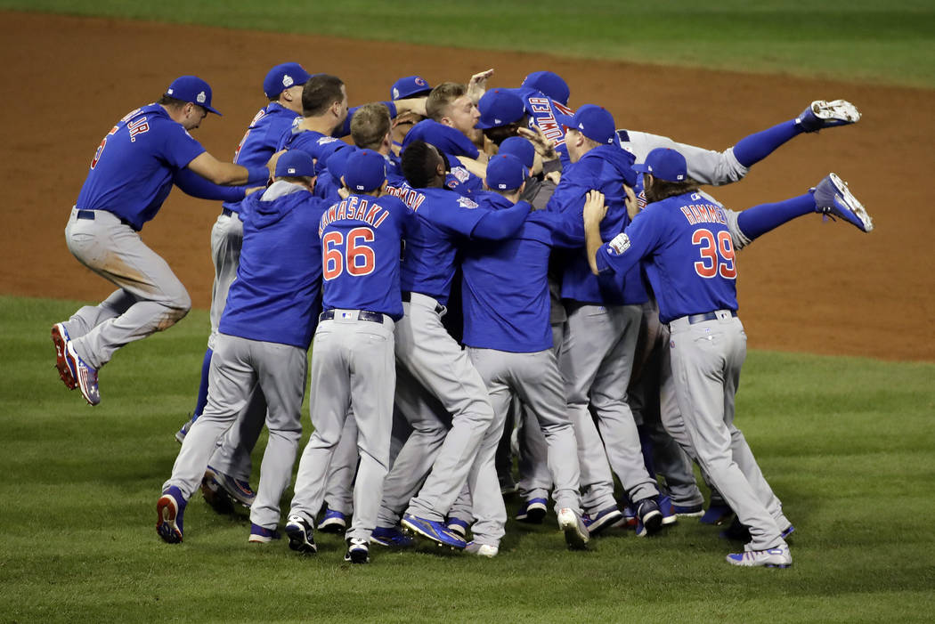 cubs playoffs 2015 schedule sportsbooks in vegas