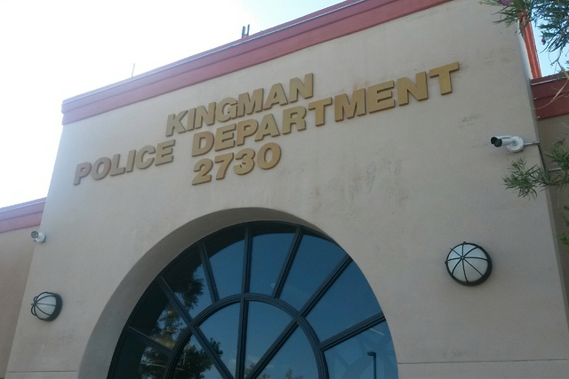 Kingman, Arizona, Police Department (Dave Hawkins/Special to Las Vegas Review-Journal)