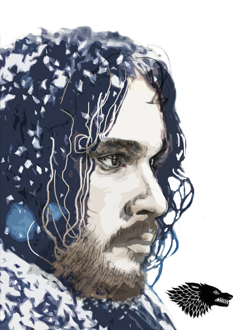 Jon Snow. Severiano Galvan Las Vegas Review-Journal