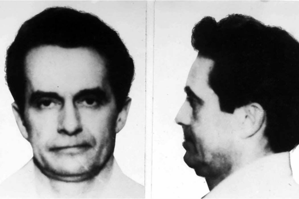 In this photo provided by the FBI, Donald Eugene Webb is pictured in an undated mug shot. (Federal Bureau of Investigation/AP)