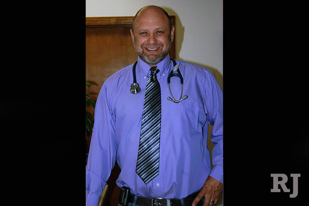 Dr. Robert Rand (Robert Rand/Facebook)
