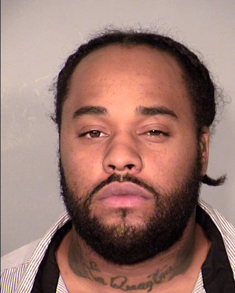Aquail Jamar Harris, Metropolitan Police Department mug shot