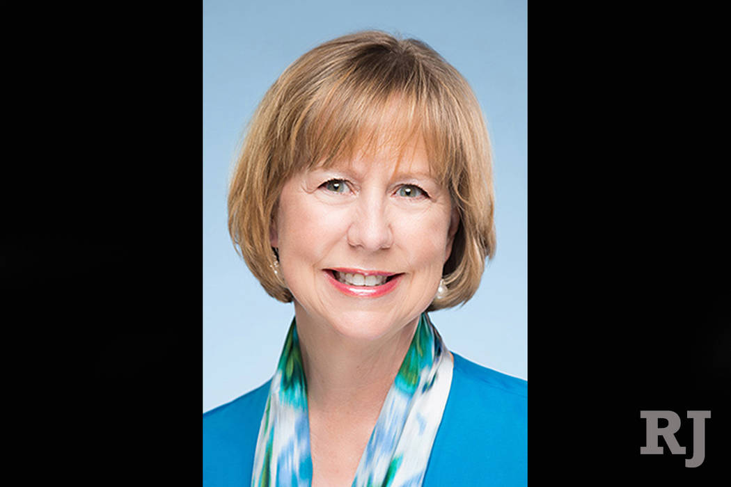 UNLV has named Jean Vock its new vice president for finance and business. (Western Association of College and University Business Officers)