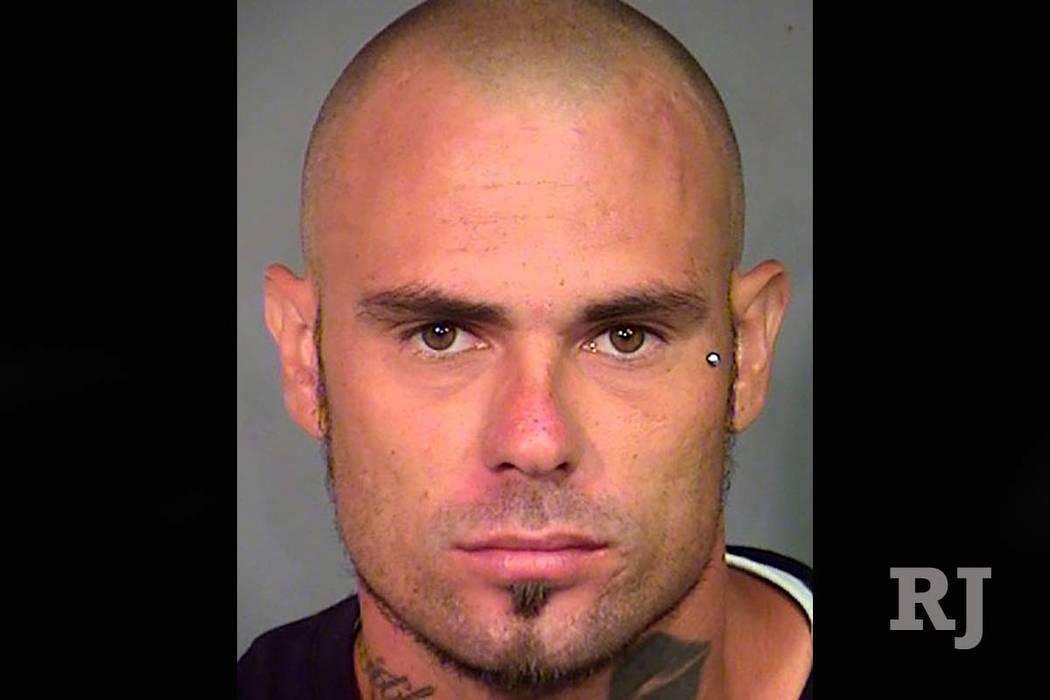 Franklin Sharp (Las Vegas Metropolitan Police Department)