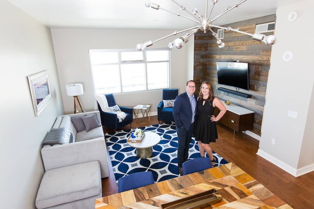 Bruce and Tiffany Marler have always loved the culture and energy of urban environments, so when they discovered The Ogden, they immediately fell in love with the community, exclusive resident ame ...