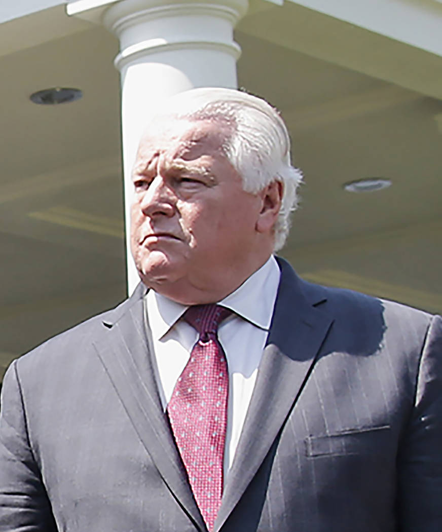 Roger Dow, President and CEO, U.S. Travel Association. (AP Photo/Charles Dharapak)