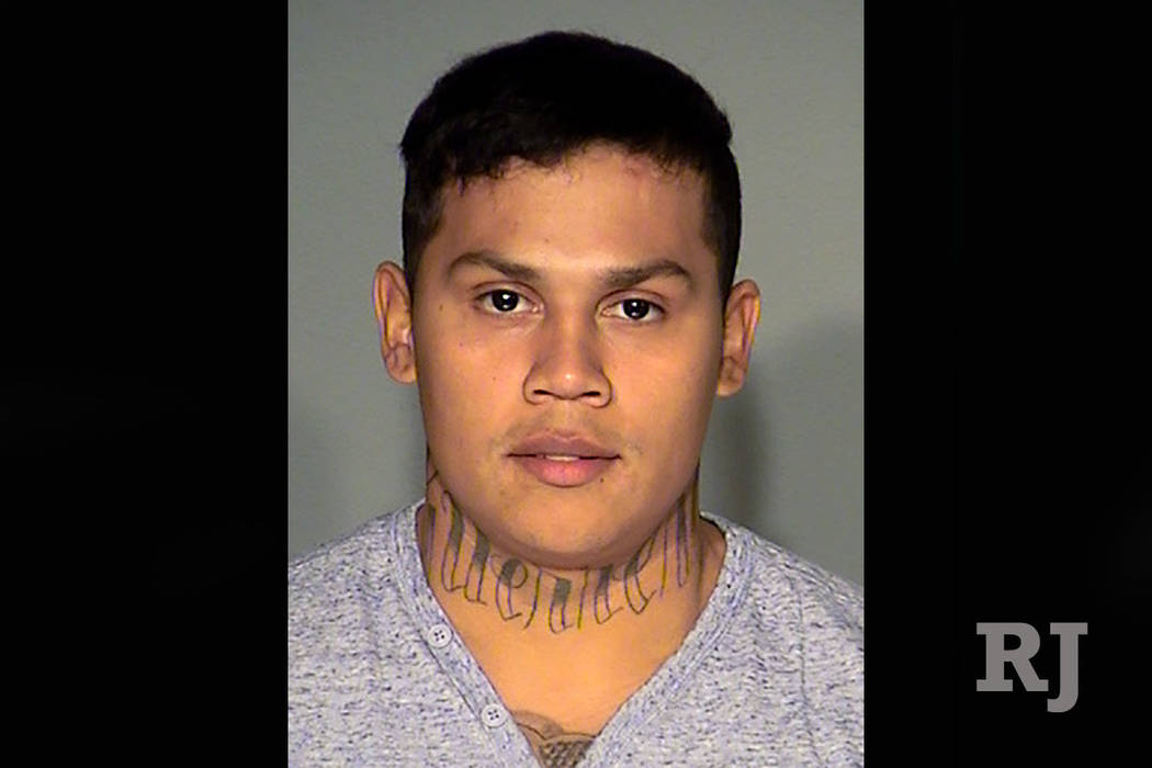 Jonathan Ozuna, 34 (Las Vegas Metropolitan Police Department)