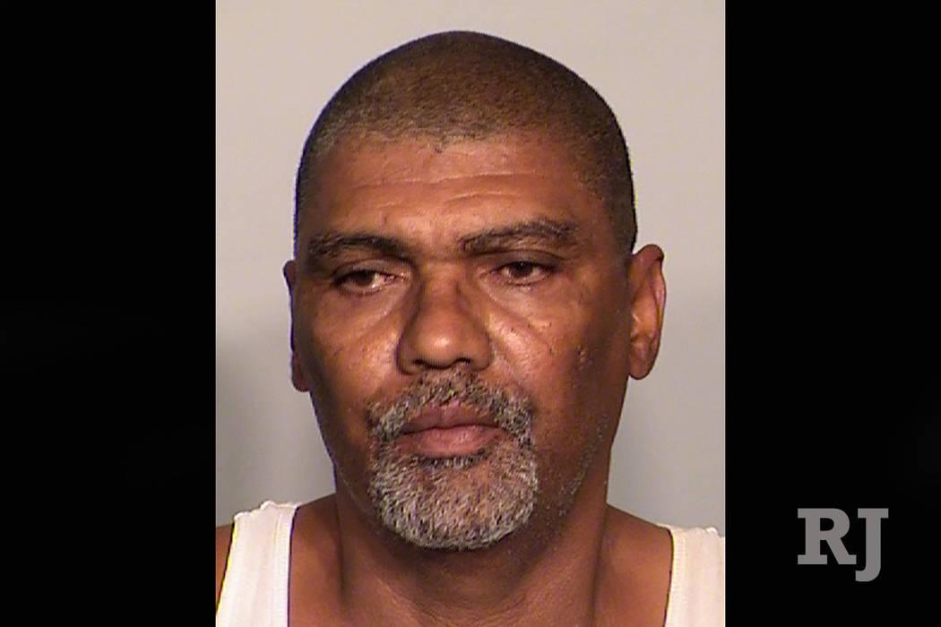 Frederick Martin, 57 (Las Vegas Metropolitan Police Department)