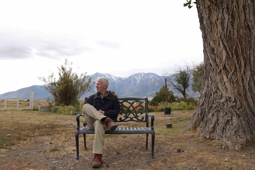 "John Burke, host of ""Outdoor Nevada"" on Vegas PBS wraps Season 2 July 19. (Courtesy)"