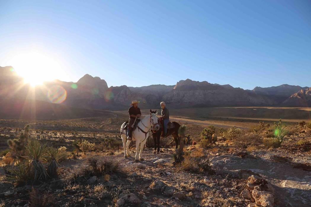 "The ""Outdoor Nevada"" crew filed at the Sheldon National Wildlife Refuge. (Courtesy)"