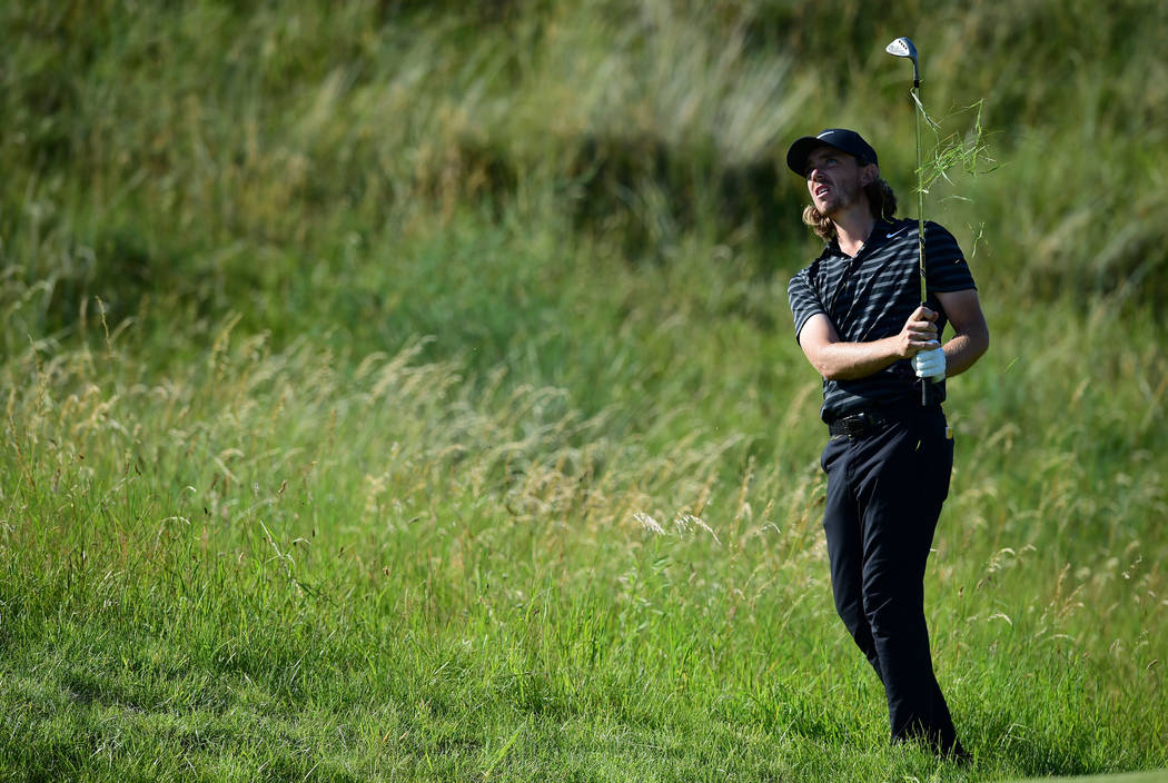 sergio garcia should contend for second major of year at british open  u2013 las vegas review