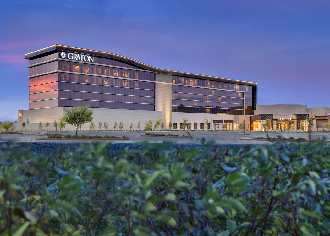 Graton Resort & Casino in Rohnert Park, California, had a $175 million expansion, which opens Tuesday, Nov. 15, 2016. (Graton Resort & Casino)