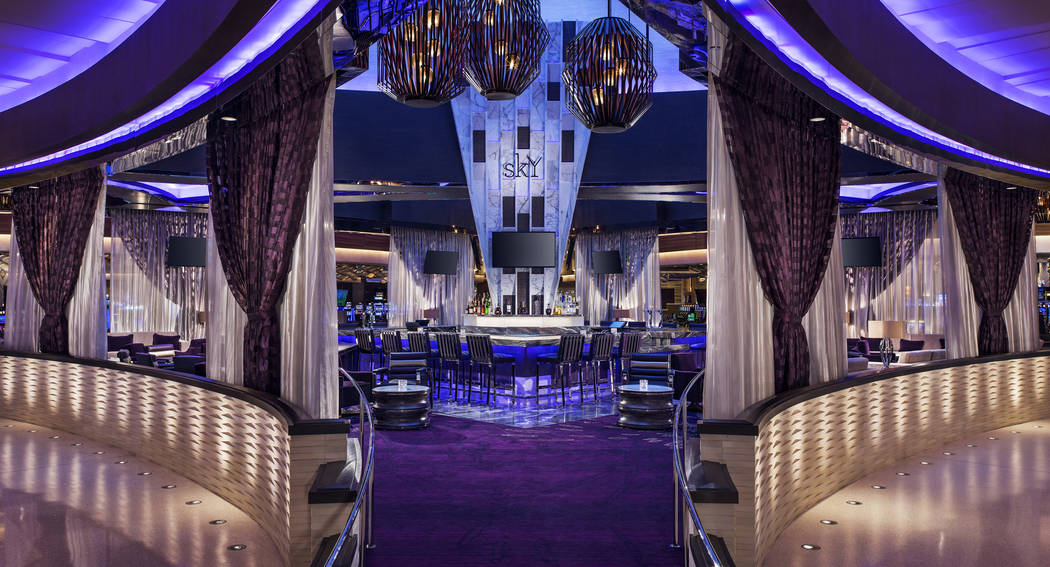 Sky Bar at Graton Resort & Casino in Rohnert Park, California. (Graton Resort & Casino) T