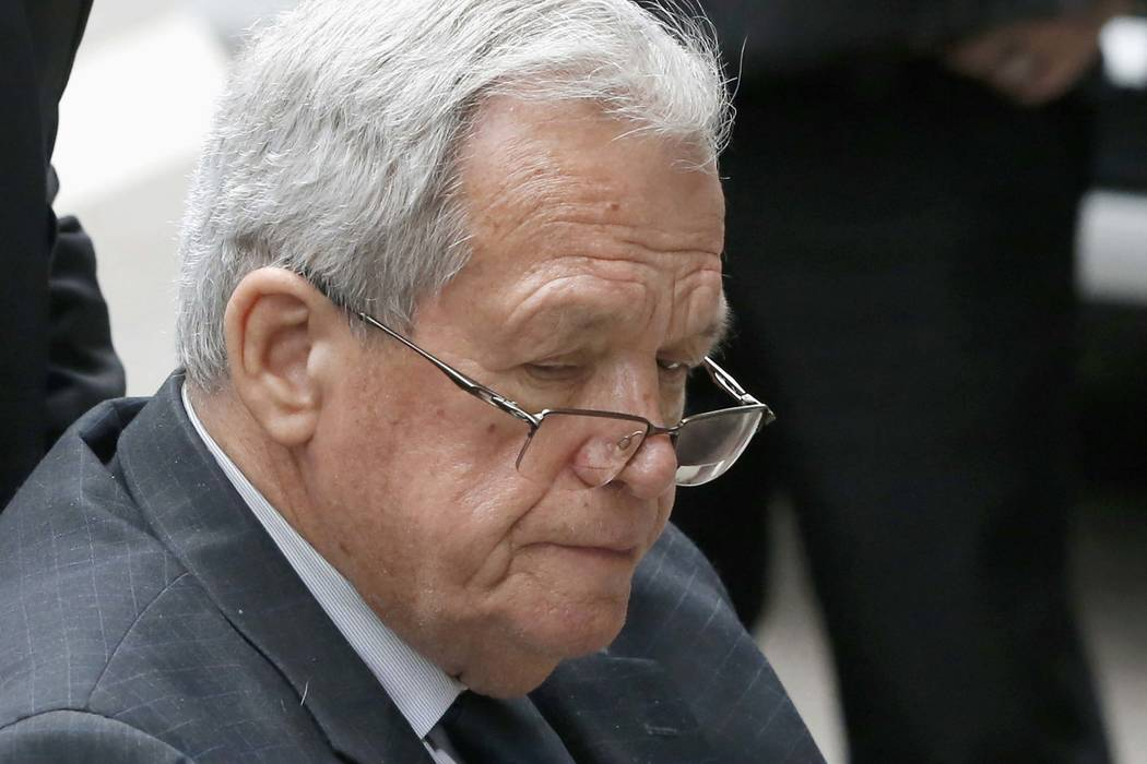 Former House Speaker Dennis Hastert has been released from a Minnesota federal prison and transferred to a Chicago re-entry facility, after serving most of a 15-month sentence in a hush money case ...