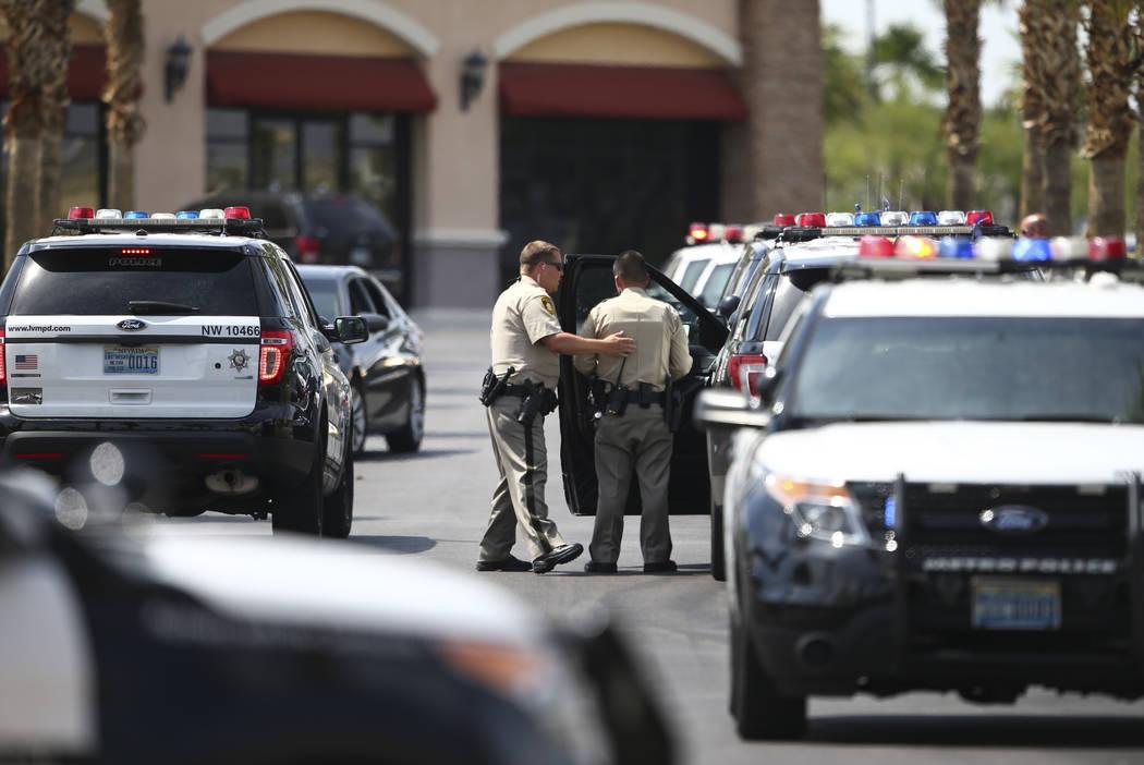Body Found Near Las Vegas Motor Speedway Las Vegas