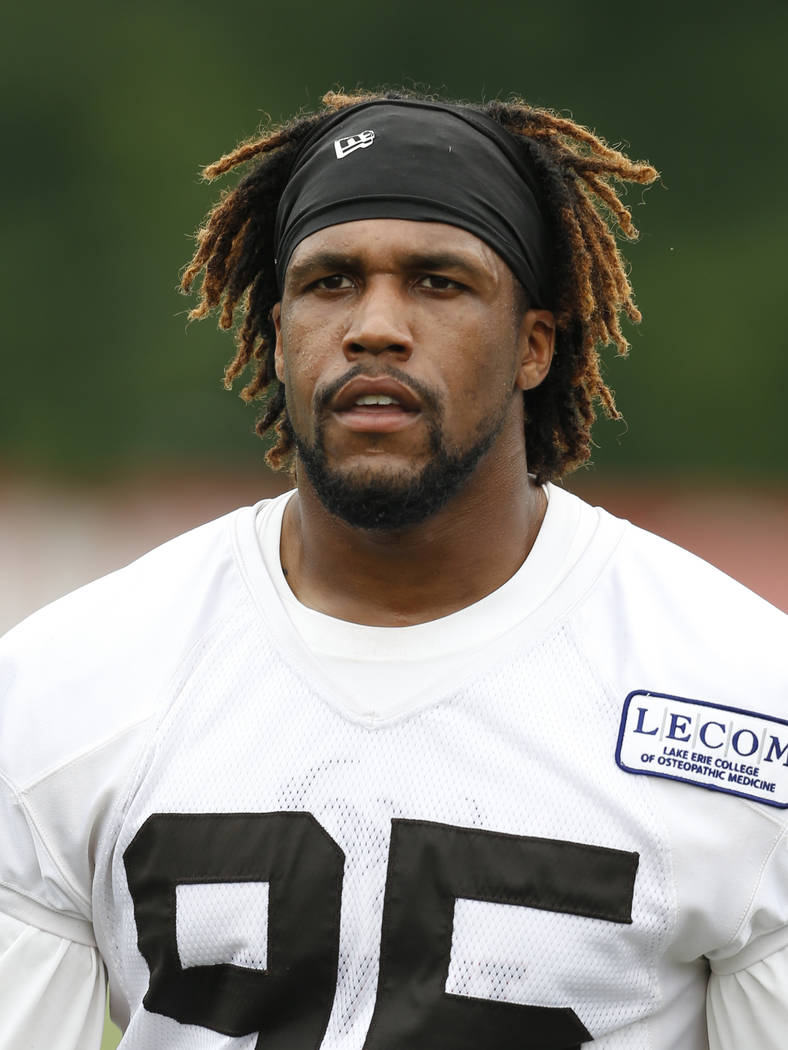 Ron Schwane/The Associate Press Detroit Lions defensive end Armonty Bryant has been suspended for the first four games of the season for violating the NFL's substance-abuse policy.