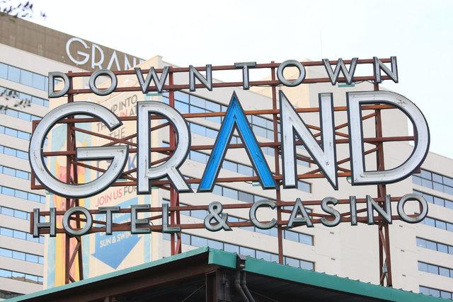 The Downtown Grand hotel-casino in Las Vegas on Saturday, Dec. 10, 2016. Brett Le Blanc/Las Vegas Review-Journal Follow @bleblancphoto