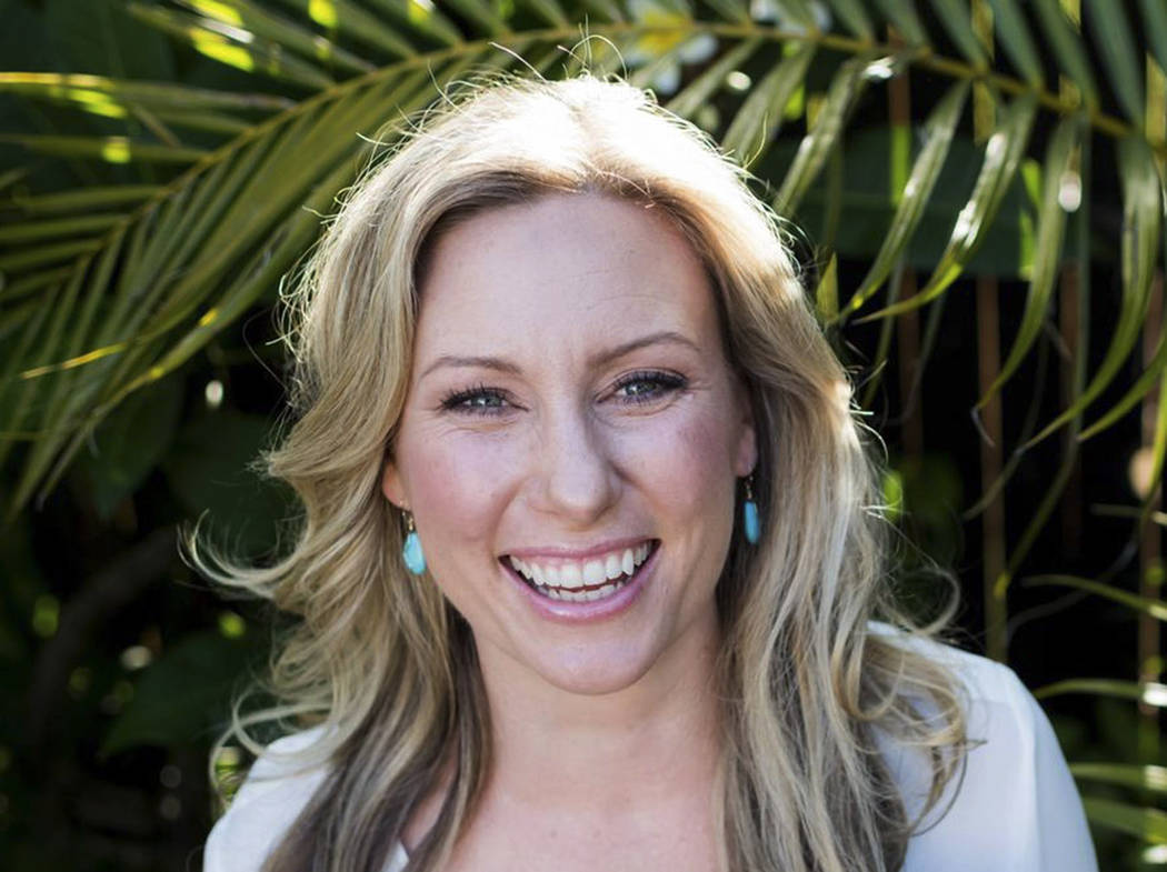 This undated photo provided by Stephen Govel/www.stephengovel.com shows Justine Damond, of Sydney, Australia, who was fatally shot by police in Minneapolis on Saturday, July 15, 2017. Authorities  ...