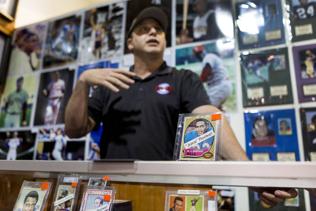 Sports Memorabilia Dealers Expect Oj Simpson Spike Las