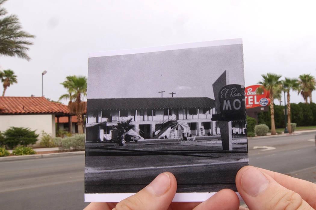 The El Rancho Boulder Motel on Wednesday, July 19, 2017, in Boulder City. Rachel Aston Las Vegas Review-Journal @rookie__rae