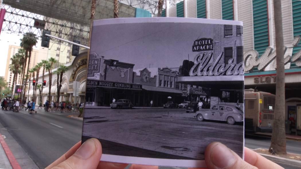 The Golden Nugget hotel-casino on Wednesday, July 19, 2017, in Las  Vegas. Rachel Aston Las Vegas Review-Journal @rookie__rae