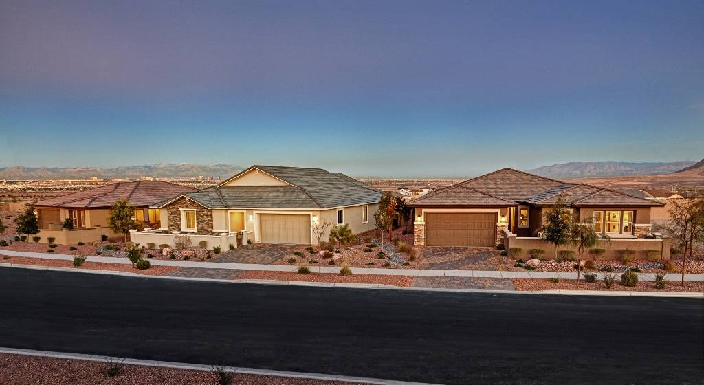 National real estate research firm RCLCO ranked Cadence in Henderson among the top 25 nationally for new-home sales. (Cadence)
