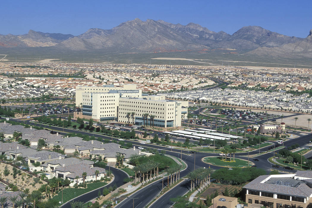 Summerlin marked the first half of 2017 with strong new home sales, topping last year's numbers through June 2016 by 28 percent to earn the community the No. 7 spot on a list of country's best ...