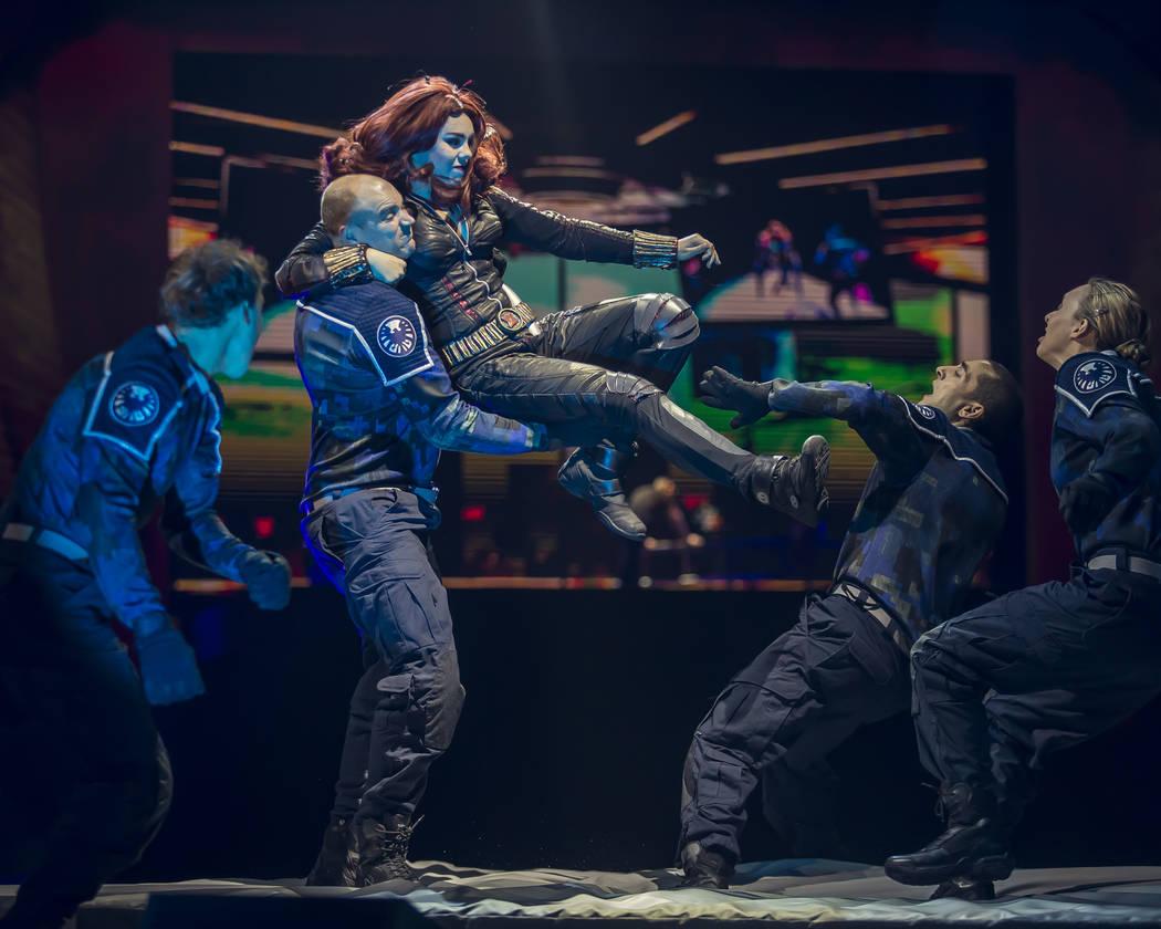 Marvel Universe Live Tour Review