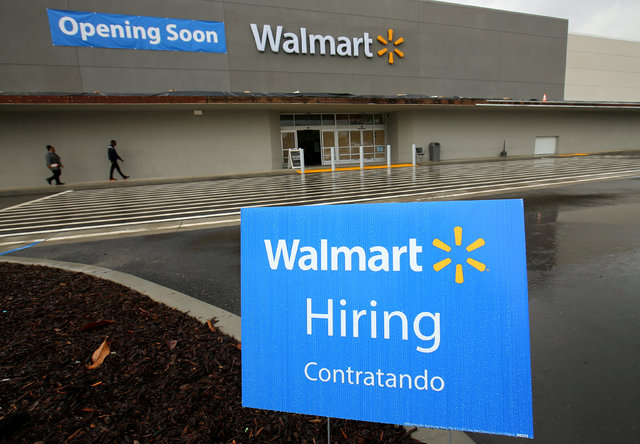 New Las Vegas Walmart Plans To Hire 300 Employees – Las Vegas