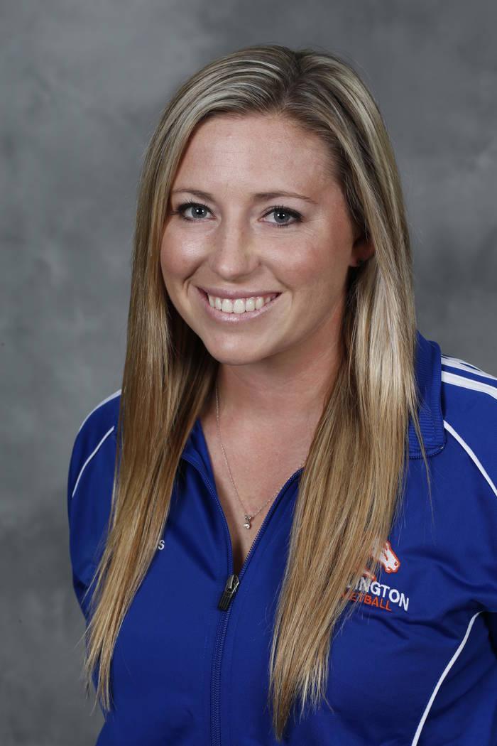 UNLV softball coach Kristie Fox. (UNLV Athletics)