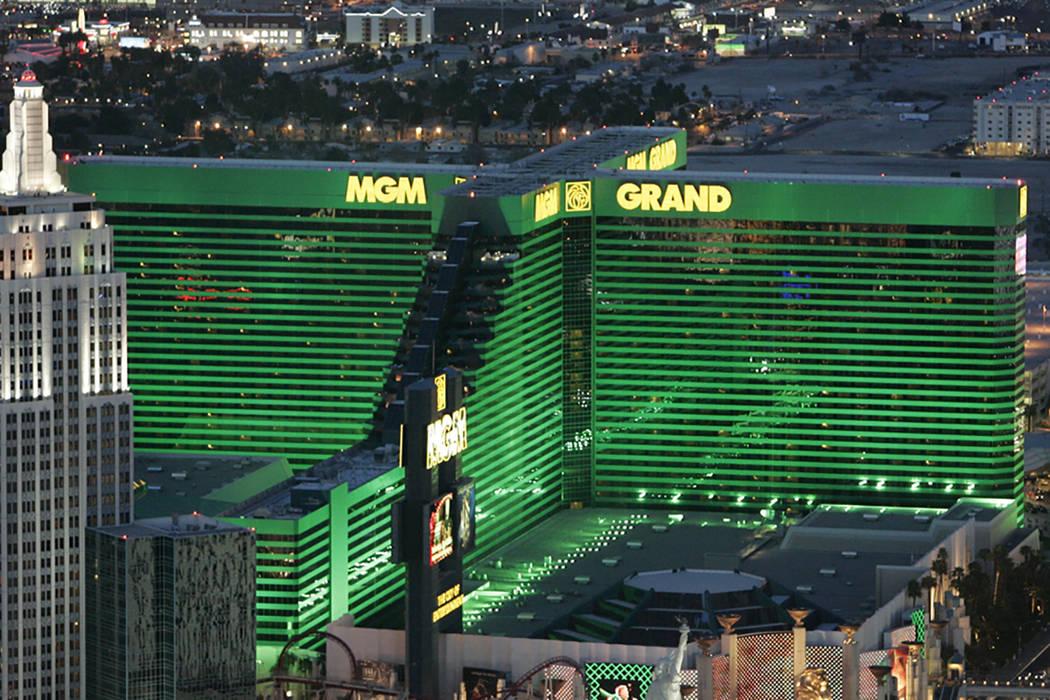 The Grand Hotel And Casino Las Vegas