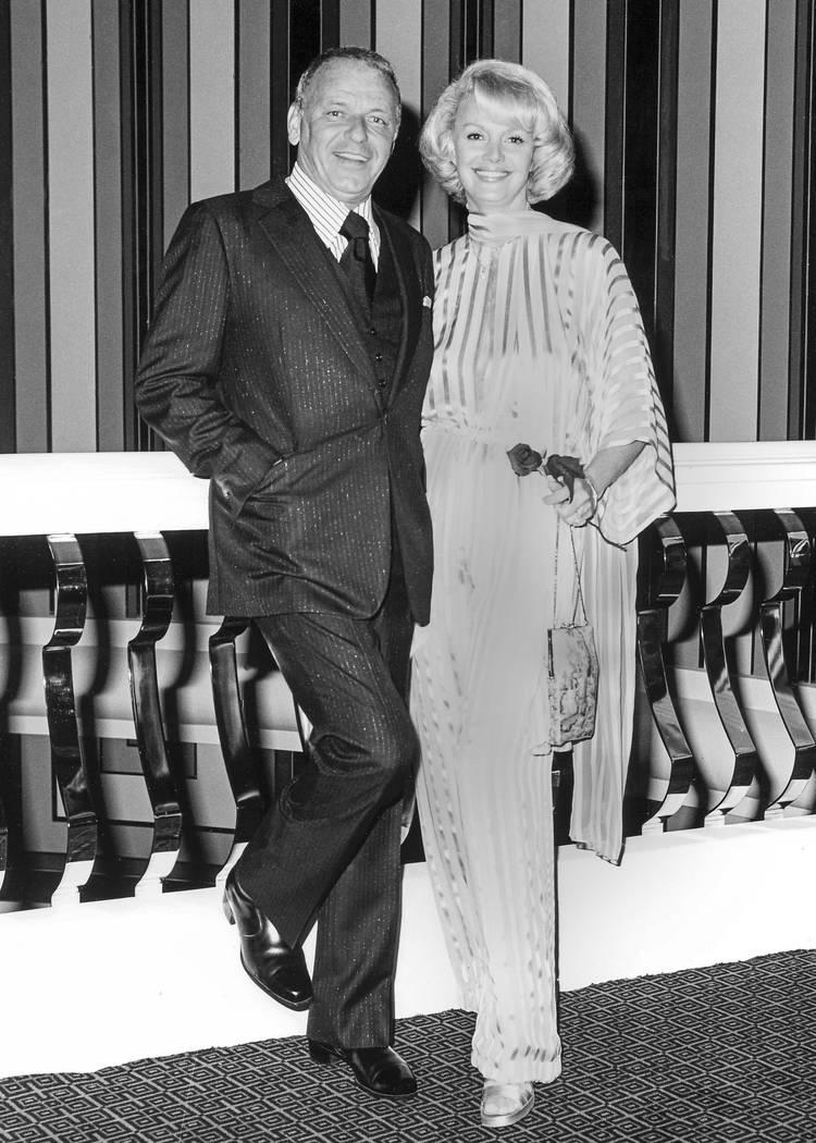 Barbara Sinatra Dead At Age 90 Photos Las Vegas Review Journal