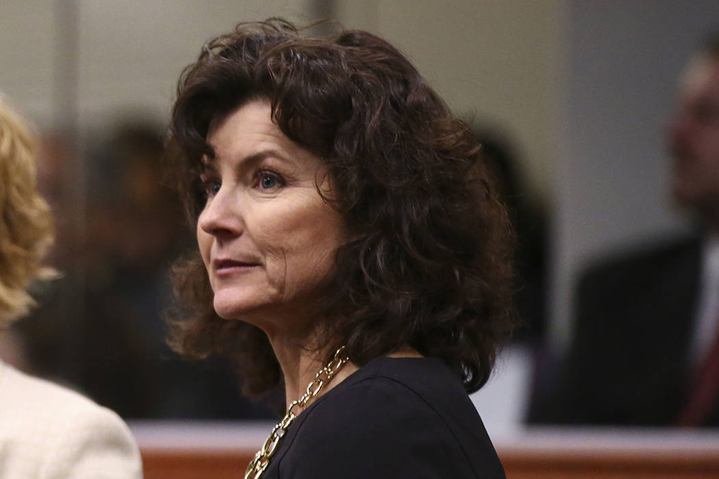 Judge dismisses lawsuit against Nevada Sen  Heidi Gansert | Las