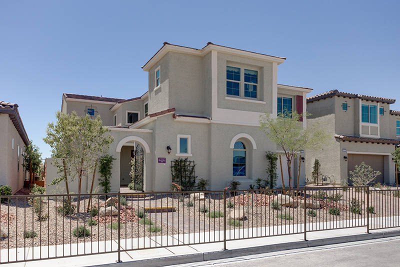 Century Communities has opened model homes at its Meadow Ridge neighborhood, 5933 Sunset River Ave. (Century Communities)