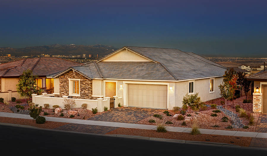 Richmond American Homes will offer homes in Encore priced in the low $300,000. (Cadence)