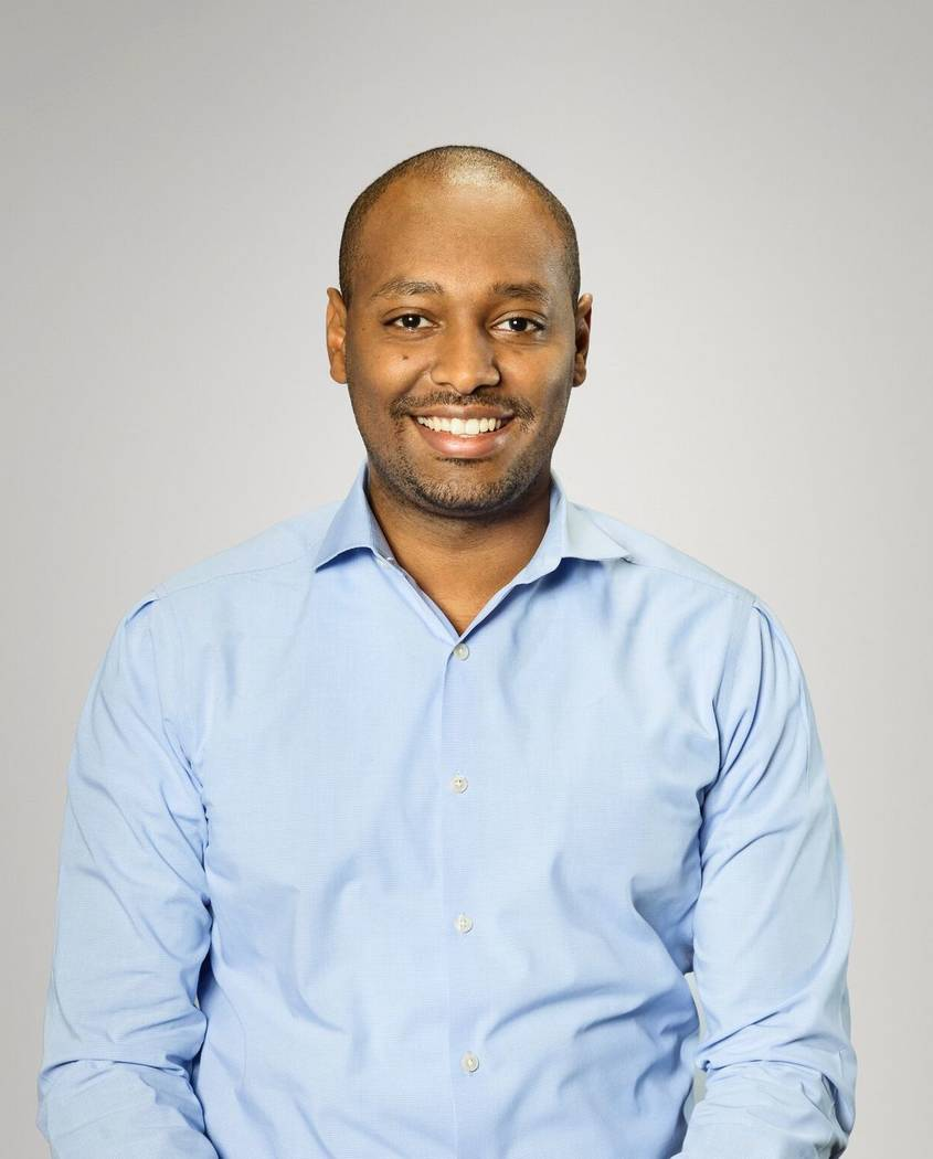 Yacob Girma, general manager of the Lyft Las Vegas. (Courtesy)