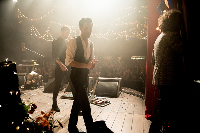 """The Killers perform Friday at Sam's Town Live to celebrate the 10th anniversary of their sophomore album, """"Sam's Town."""" (Courtesy Rob Loud)"""