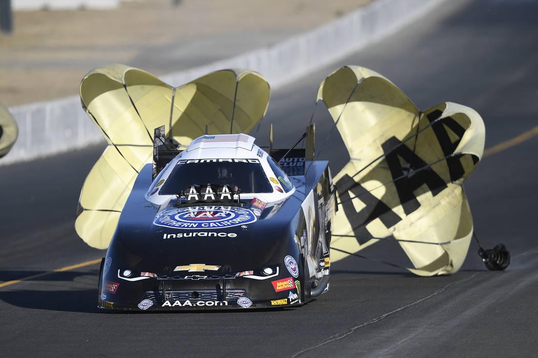NHRA racer Robert Hight sets speed mark with 339-mph run